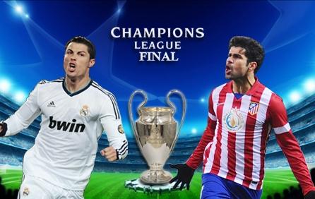 Final Champions 2014 - Ecuador